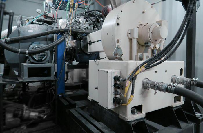 آزمون عملکرد موتوری استاندارد